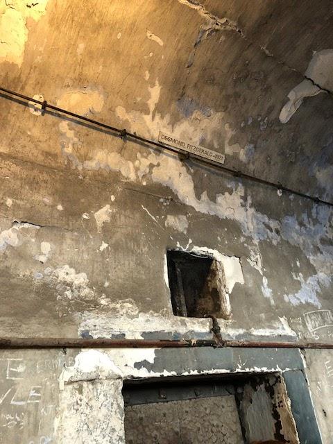 Kilmainham Gaol jail cells