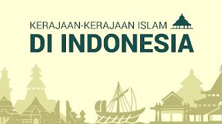 9 Kerajaan Islam yang terkenal di Nusantara