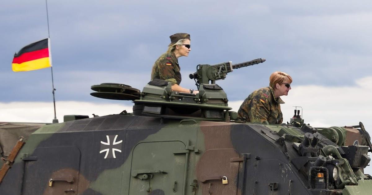 Umfrage: 90% mit Syrien-Einsatz einverstanden, wenn Merkel und von der Leyen persönlich kämpfen