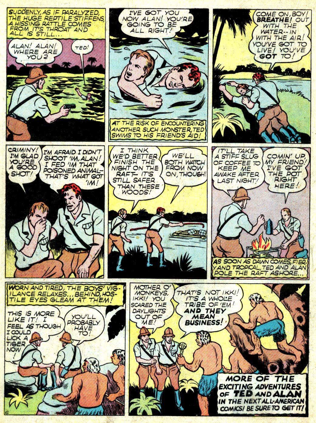 Read online All-American Comics (1939) comic -  Issue #10 - 40
