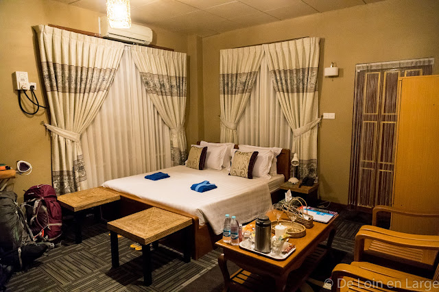 Cinderella hotel - Mawlamyine - Birmanie - Myanmar