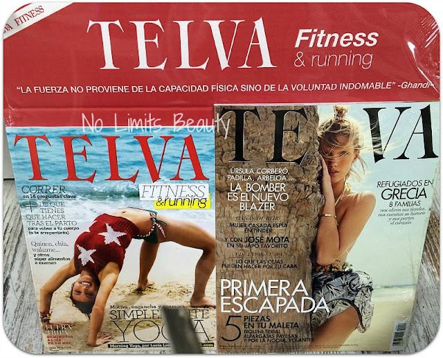Regalos Revistas Junio 2016 - Telva