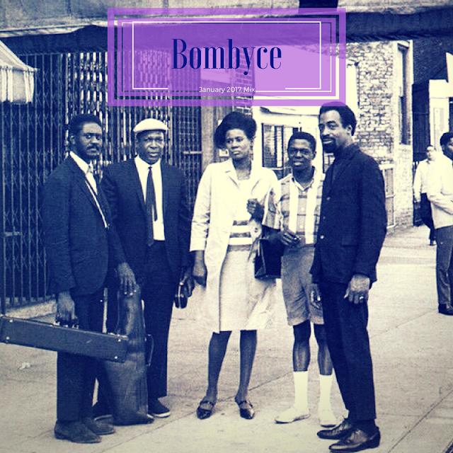 Der Bombyce Januar Mix bringt Nu Disco ins Haus.