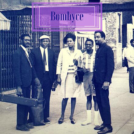 Bombyce Januar Mix | Nu Disco Funk Mixtape