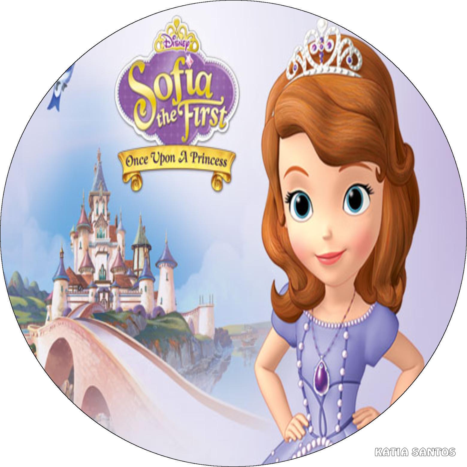 Princess Sofia The First Free Printable Kit