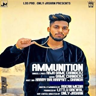 Ammunition – Raja (2017)