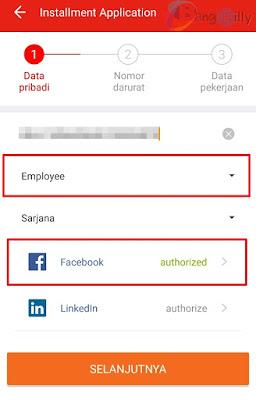 Data pribadi