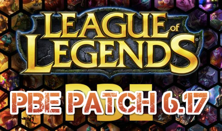 News of Legends PBE News - League of Legends News and