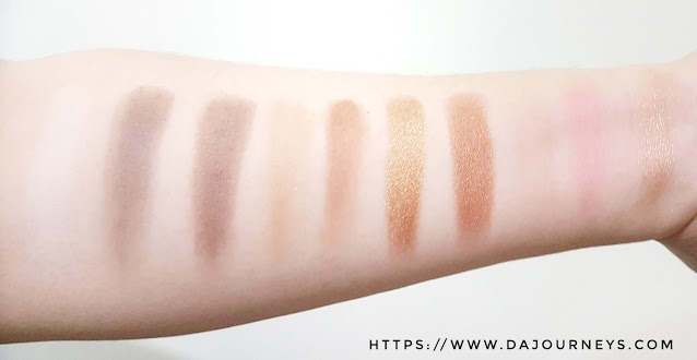 Review Etude House Play Color Eyes Palette In the Cafe