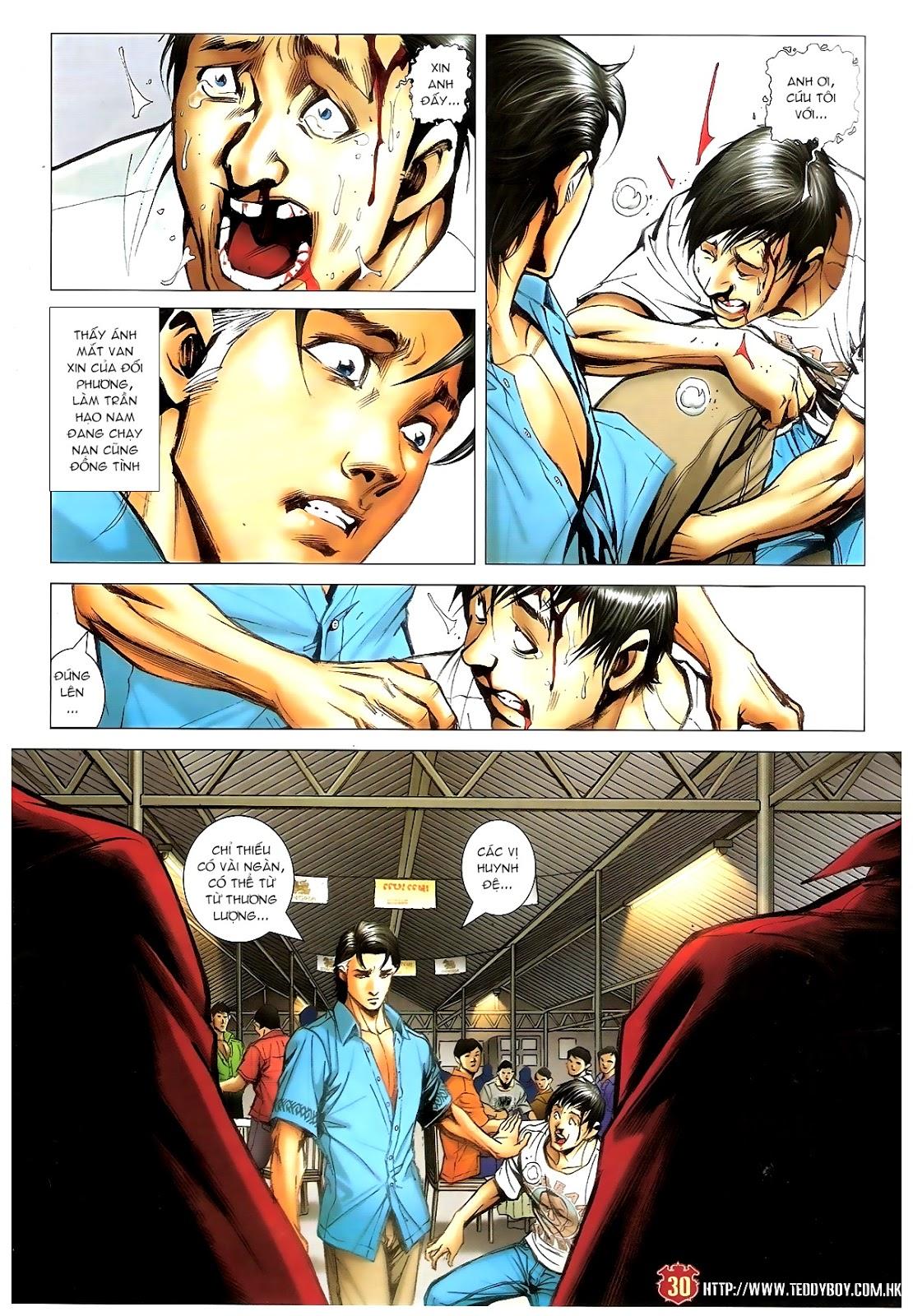 Người Trong Giang Hồ - Chapter 1393: Hạo Nam gây họa - Pic 29