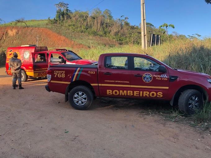 BOMBEIROS REALIZAM BUSCAS PARA LOCALIZAR TRABALHADORES DESAPARECIDOS NO CANAVIAL