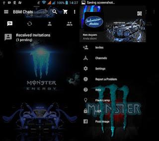 BBM MOD MONSTER ENERGY V21.3.0.2