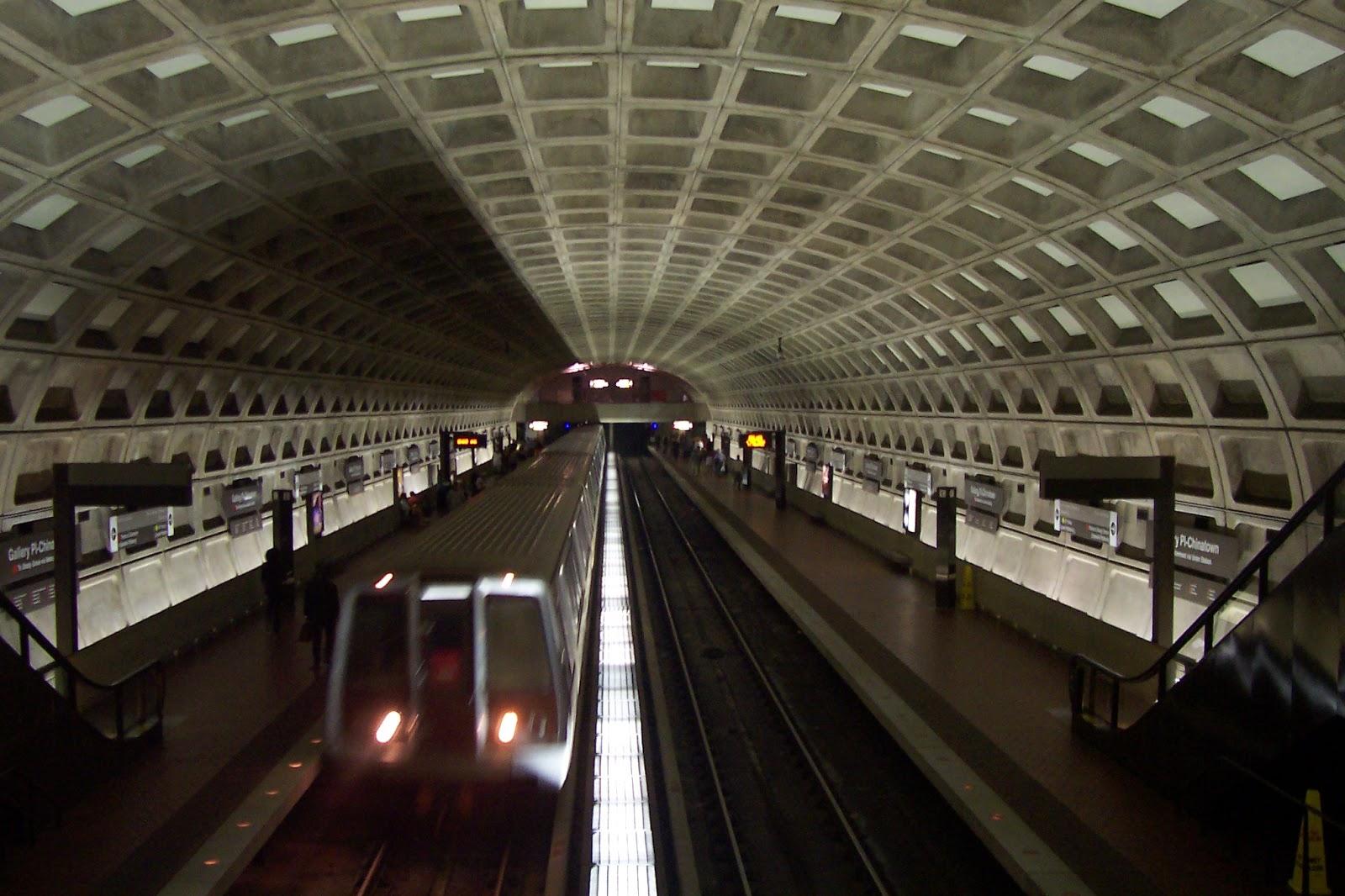 Travel New York To Washington Dc Train