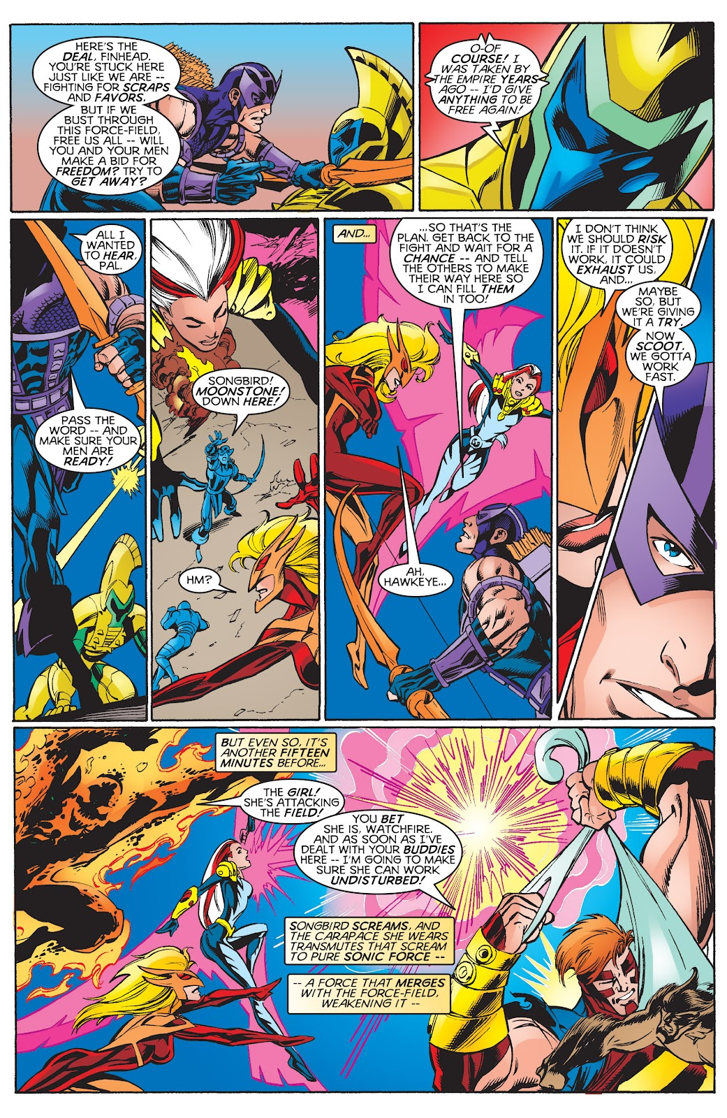 Read online Hawkeye & The Thunderbolts comic -  Issue # TPB 1 (Part 3) - 34