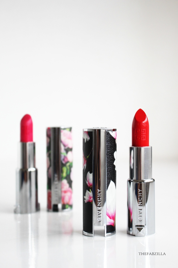 Givenchy Le Rouge Couture Magnolia Carpin Escarpin Swatch