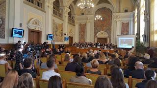 Deschiderea Anului Universitar 2018-2019, Universitatea Babes-Bolyai, Cluj-Napoca
