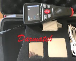 Darmatek Jual SANFIX WT 2110 Coating Thickness Gauge 1500 Micron
