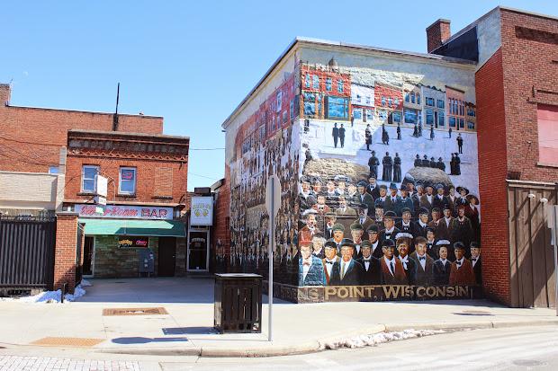 Stevens Point Mural Market Square