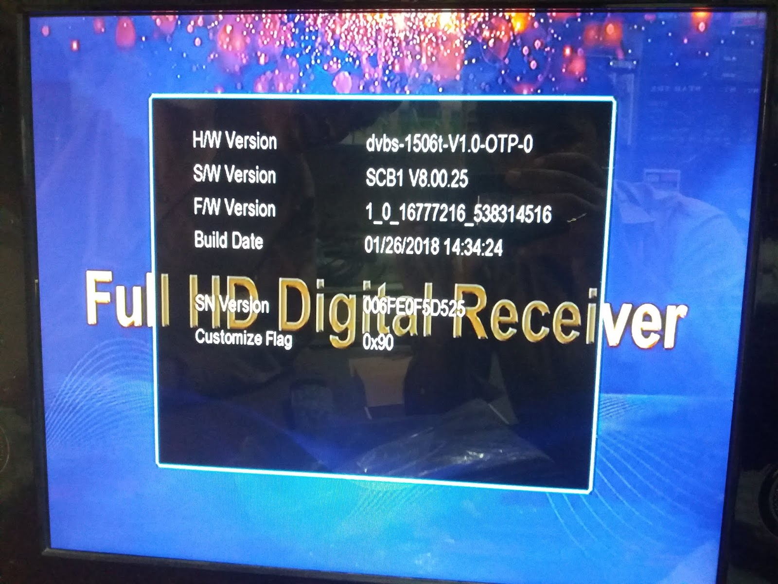 All Dish Receiver Software: January 2019