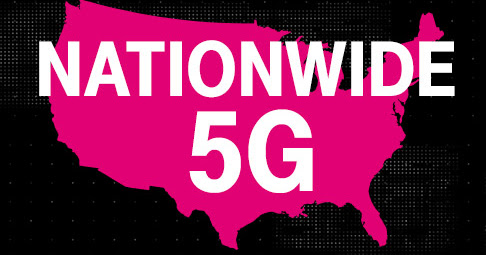 T-Mobile Goes 5G, It's Expected Except with it's 600 MHz