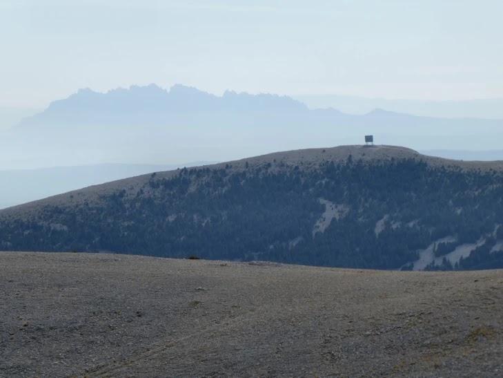 Puig de les Morreres y Montserrat
