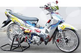 terbaru supra fit thailook