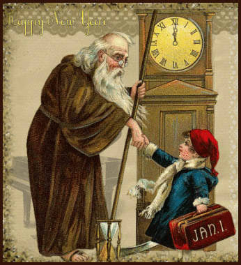 """The Rector's Corner: """"Out with the Old/In with the New ..."""
