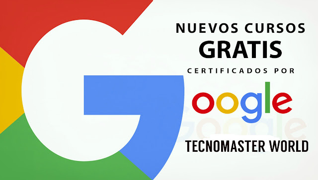 Mejora tu hoja de vida, pack los mejores cursos certificados por Google / gratis 2017