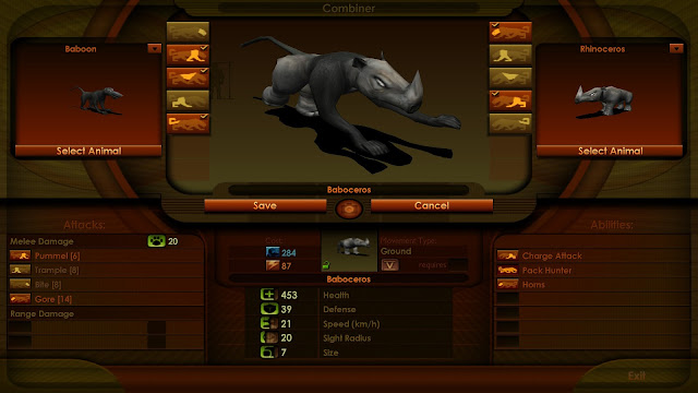 Impossible Creatures PC Game Free Download Gameplay