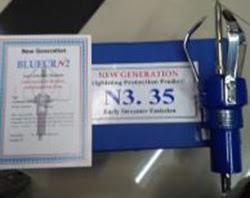 Darmatek Jual Penangkal Petir Blue CRN2