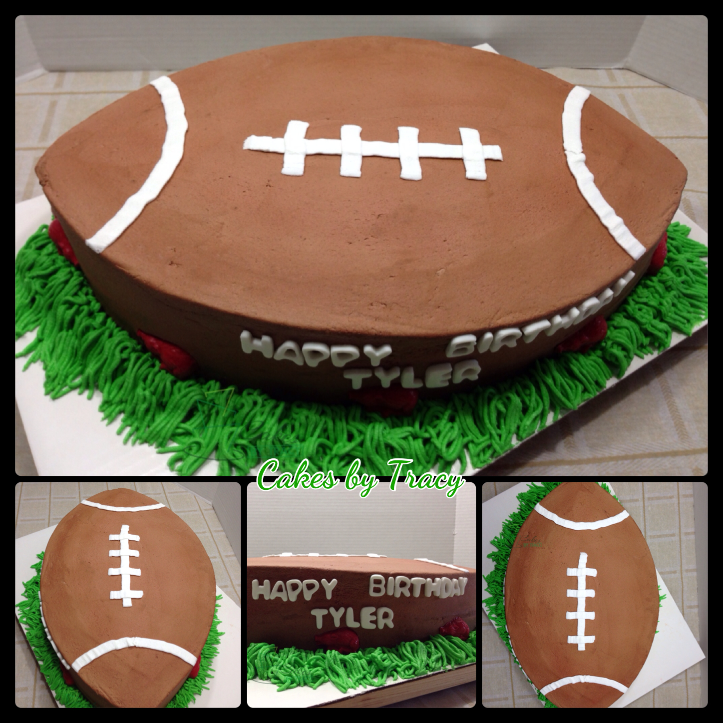 Cakes By Tracy Salem Ar Football Razorbacks Birthday