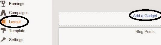 facebook popup widget for blogger