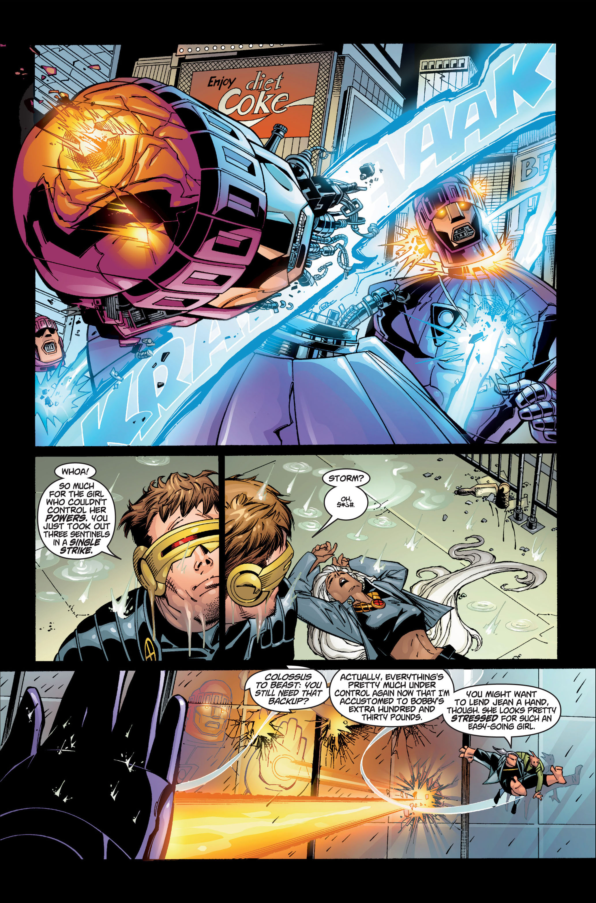 Read online Ultimate X-Men comic -  Issue #1 - 26