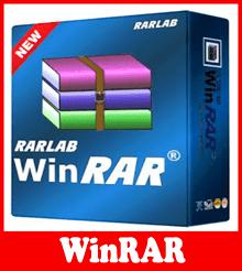 تحميل برنامج ضغط و فتح الملفات المضغوطة WinRAR 5