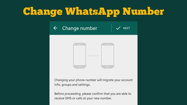 Cara Mudah Mengganti Nomor WhatsApp Tanpa Hapus Akun