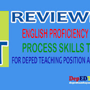 English Proficiency Test (EPT) Reviewer for Teacher Applicants