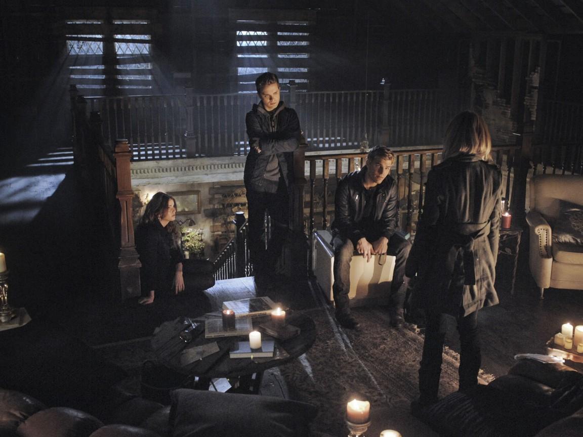 The Secret Circle - Season 1 Episode 12: Witness