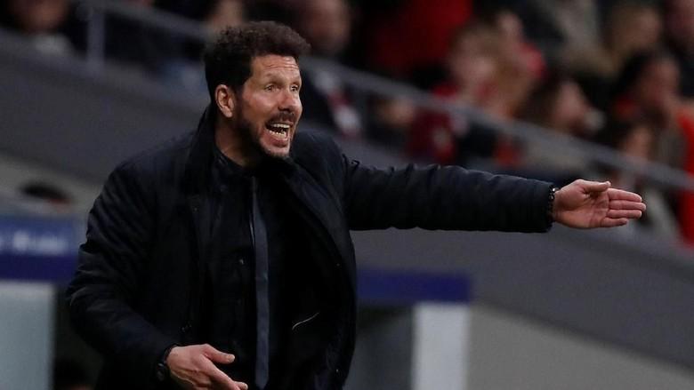 Simeone Sudah 2.000 Kali Bilang Akan Balik ke Inter