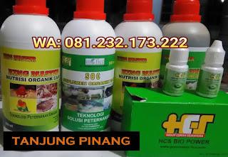 Jual SOC HCS, KINGMASTER, BIOPOWER Siap Kirim Tanjung Pinang
