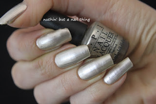 OPI New Orleans Collection - Take A Right on Bourbon