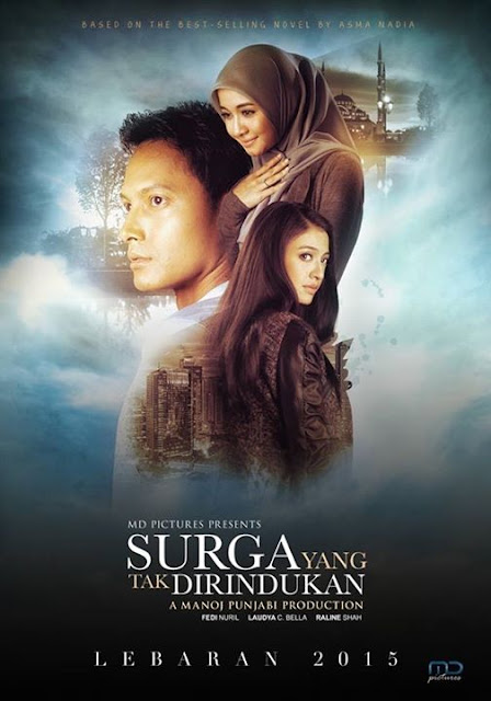 Download Film Surga Yang Tak Dirindukan 2015 HD Ganool Movie
