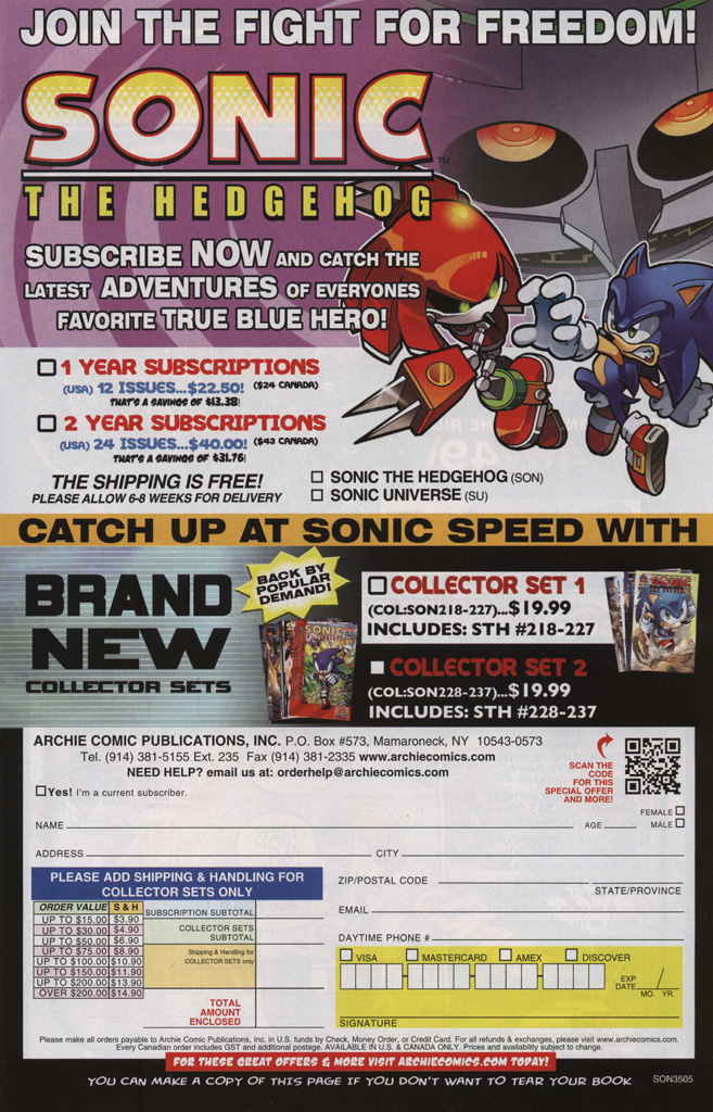 Read online Sonic The Hedgehog comic -  Issue #243 - 7