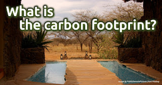What is the carbon footprint? Self-service residual carbon offset, Carbon-neutral website, Carbon-neutral lifestyle, GoForZeroCO2, ZeroCO2