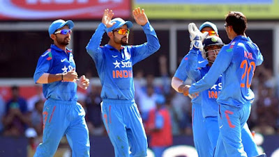 India vs Sri Lanka: 3rd ODI scorecard