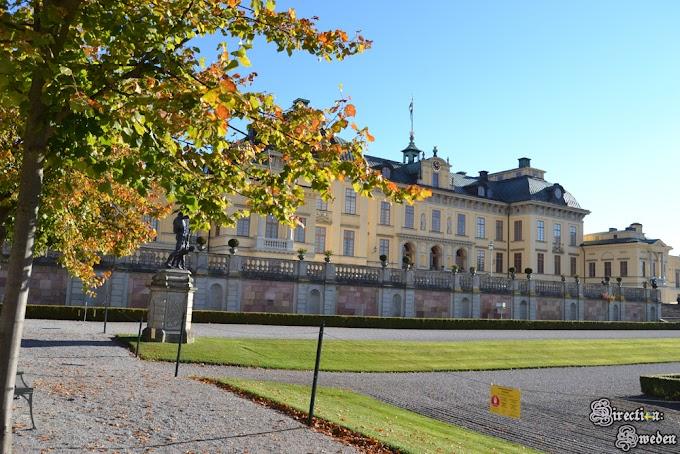 Jesienny Drottningholm