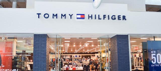 Lojas da Tommy Hilfiger em Miami e na Flórida
