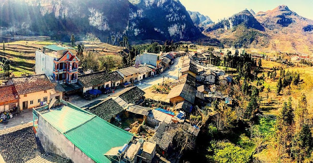 Discovering 10 destinations in Ha Giang has gone is not wanting to return home