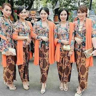Kebaya Jawa 2017