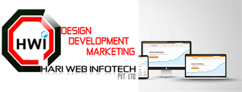 Web Design Services USA | Hari Web Infotech: Web Designing
