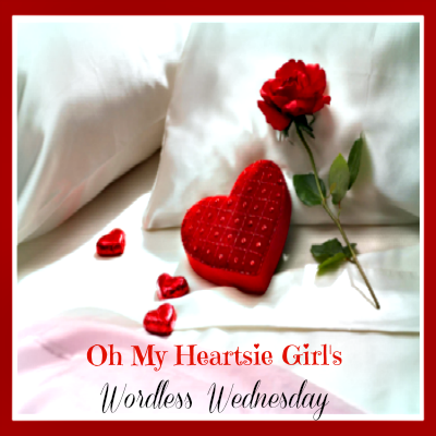 Oh My Heartsie Wordless Wednesday